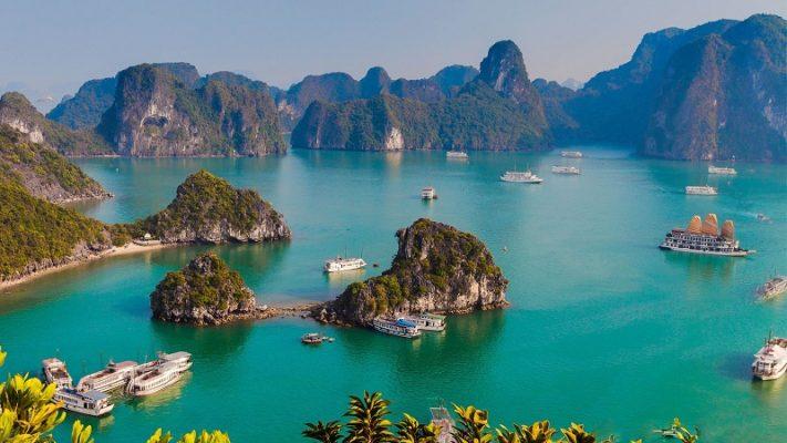 Top 5 địa điểm du lịch Hạ Long đẹp và nổi tiếng nhất